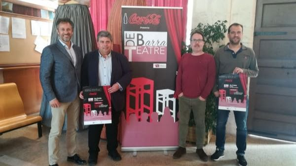 "Llega la segunda edición de ""Espai Escènic"" de Teatre de Barra"