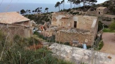 Casas de La Trapa en reconstrucción desde hace años