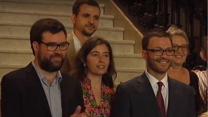 El Ayuntamiento recula y aparca el cambio de nombre de las vías Alemania, Portugal y Roma