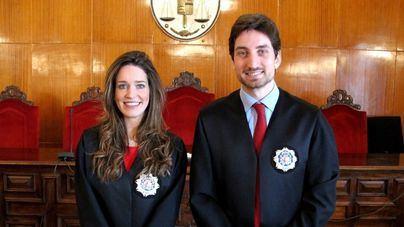 Se incorporan dos nuevos jueces en instrucción y social en Palma