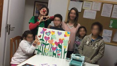 Hoteleros de Palma y Cala Major apoyan a la ONG Educaclown