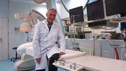 El doctor destaca la calidad del sistema público y privado de salud de IB