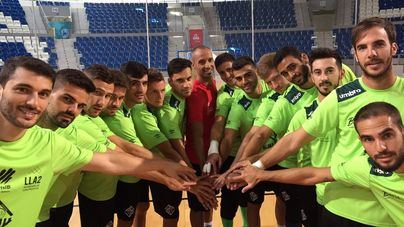El Palma Futsal, con la vista puesta en el play-off