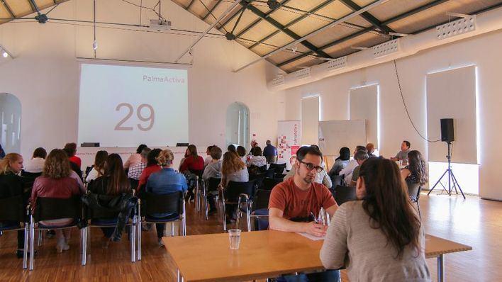 PalmaActiva organiza una jornada de selección de 33 puestos para Urban Food