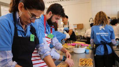 Del banco a las cocinas en la semana social de Caixabank