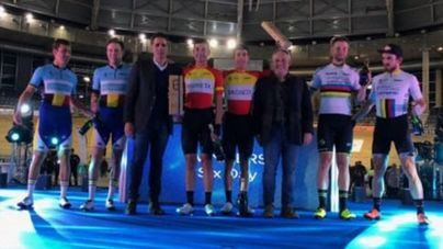 España corona la Gran Final Six Day Series Mallorca