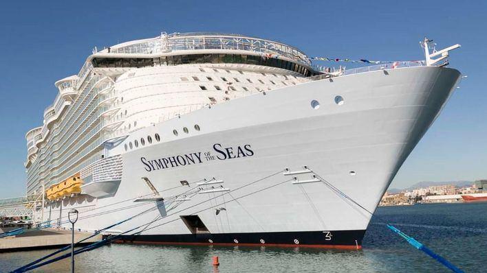 El Parlament debatirá este martes sobre la llegada de los megacruceros a Mallorca