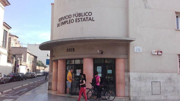 Bajan un 16 por ciento las ofertas de trabajo en Balears en marzo