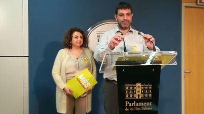 Més insta a Rajoy a explicar este sábado cómo aplicará el descuento de residente en Balears