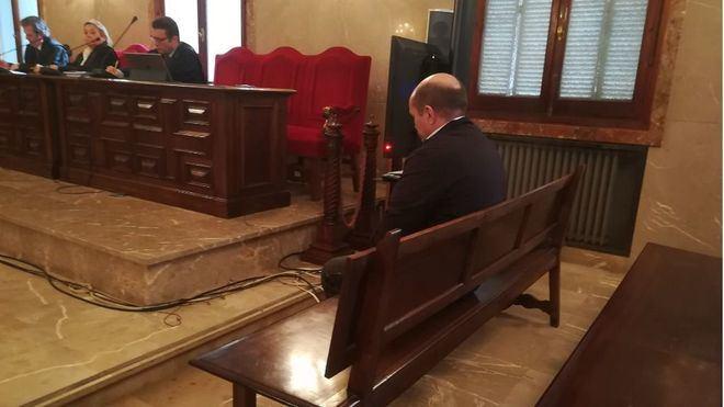 El condenado en los juzgados