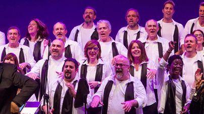 El coro amateur Palma Gospel Singers actúa en Mallorca