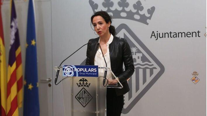 Lourdes Bosch (PP) responsabiliza del colapso a Hila y Noguera