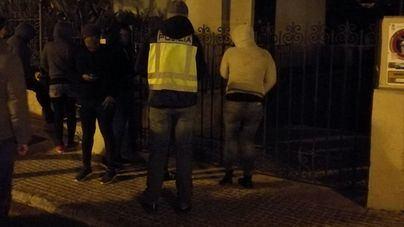 Detenida una mujer por robo con violencia en Playa de Palma
