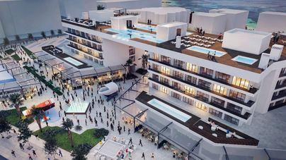 Meliá abrirá en Magaluf un nuevo hotel con un área comercial de 5.000 metros cuadrados