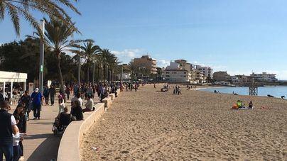 La primavera se instala en Mallorca: sol y 23 grados toda la semana
