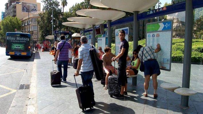 Los anfitriones de Airbnb en Palma ganan unos 7.000 euros al año por alquilar su casa 61 días