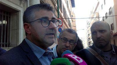 Cerdá se desvincula de Garau y dice que el expediente de contratación le llegó de Dirección General