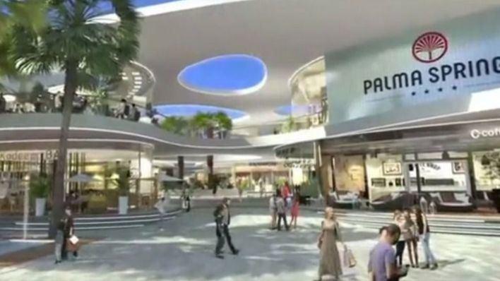 Pimeco cree que el centro comercial de Ses Fontanelles sería un
