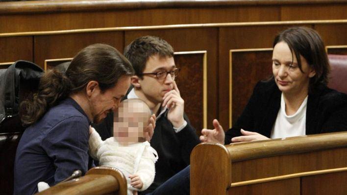 Bescansa filtra sin querer una propuesta a Errejón para tumbar a Iglesias