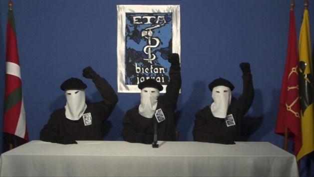 El GIC dice que ETA se disolverá el primer fin de semana de mayo