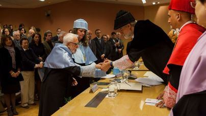 Nombran doctores honoris causa al profesor John L. Esposito y al padre Bartomeu Melià