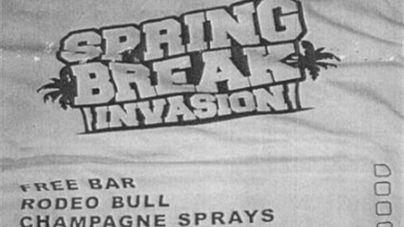Camiseta que llevaban puesta los 'pub crawlers'