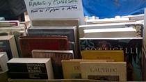 La Misericordia inaugura la Feria del Libro Antiguo y de Ocasión