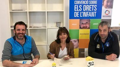 La Mallorca 312 donará a UNICEF una parte de las inscripciones