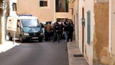 Al menos diez detenidos en una operación antidroga en Andratx