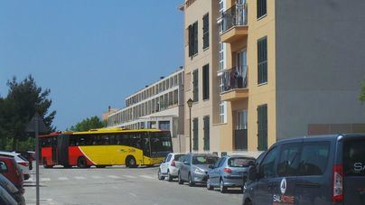 Andratx recuperará la parada de autobús junto al centro sanitario