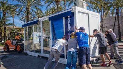 Negueruela presenta la 35a edición del Palma International Boat Show
