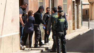 Uno de los detenidos este jueves en Andratx