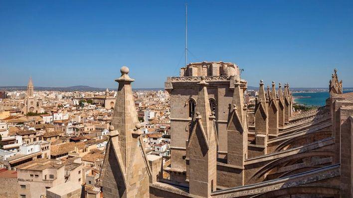 Nueva temporada de visitas a las terrazas de Catedral