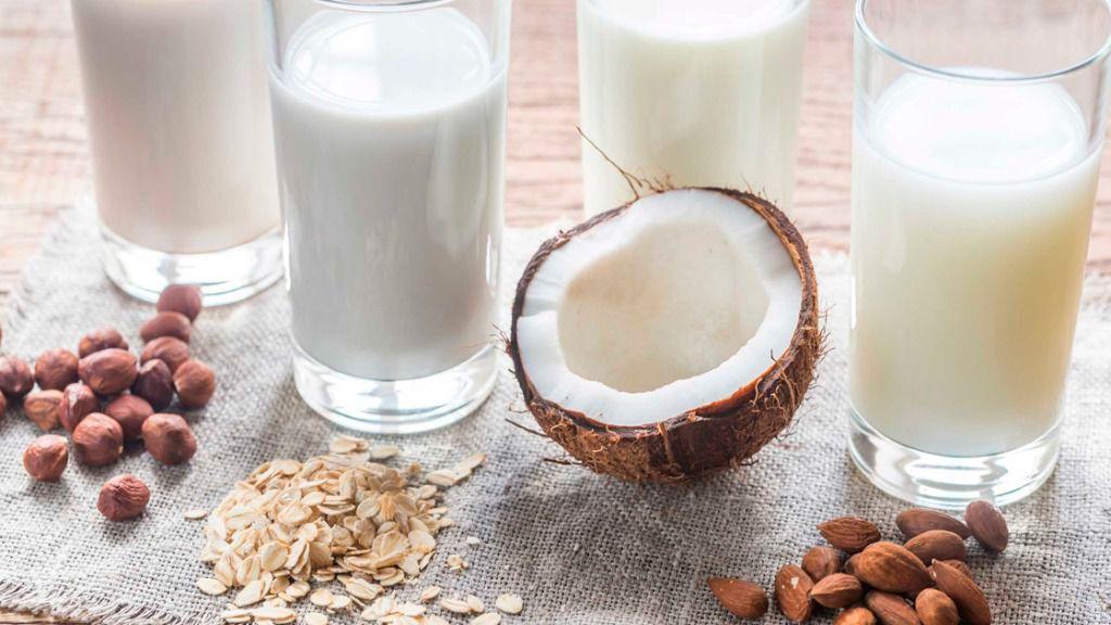 La OCU advierte de que las bebidas vegetales no son sustitutivas de la leche