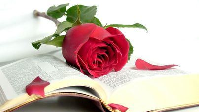 Las floristerías prevén un aumento en la venta de rosas para Sant Jordi