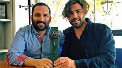 Los directores Marcos Cabotá y Joan Bover. (Fuente: Facebook)