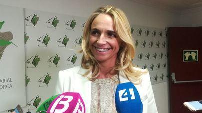 La presidenta de la FEHM, María Frontera. Imagen de archivo.