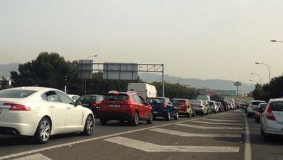 La saturación de las carreteras de Balears a debate del Parlament este martes