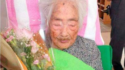 Muere en Japón la persona más vieja del mundo a los 117 años de edad