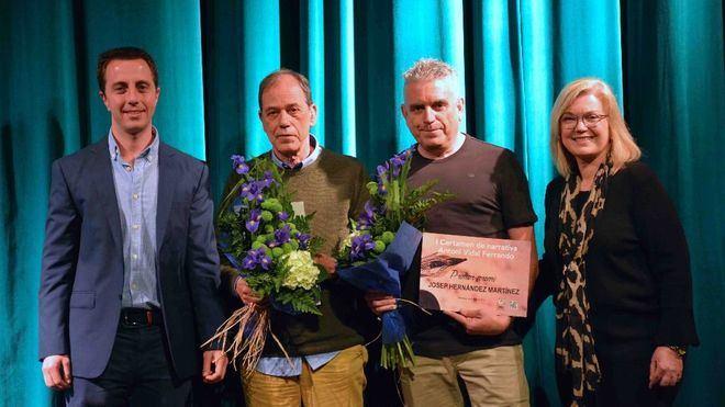 Josep Hernández i Joan Josep Barceló ganadores de los premios de narrativa y poesía de Santanyí