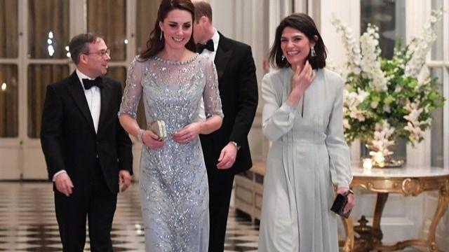 La Duquesa de Cambridge ingresa en el hospital para dar a luz a su tercer hijo