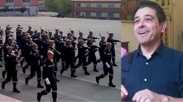 """Més per Menorca dice que los militares de la UME """"no hacen falta"""" y que vienen a """"meter miedo"""""""