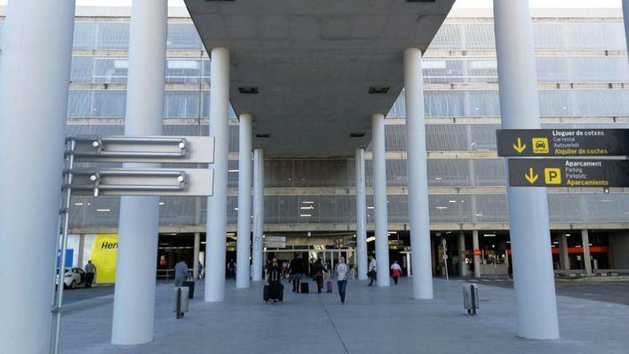 Sube un 11,6 por ciento el número de pasajeros en Son Sant Joan