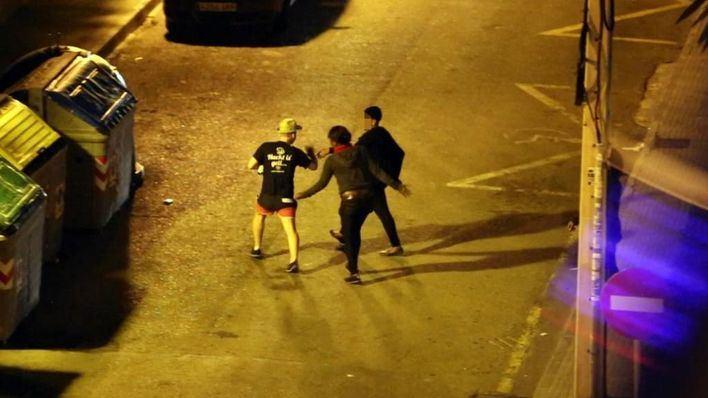 Tres años y medio de cárcel por robar y agredir a un turista borracho en Magaluf