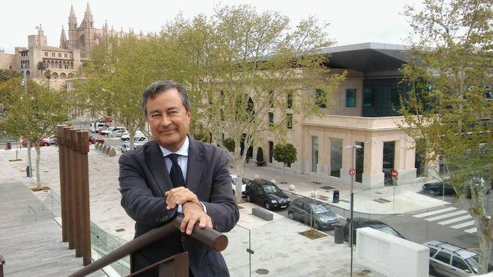 'La única industria ahora mismo en Balears es la de mantenimiento de embarcaciones'