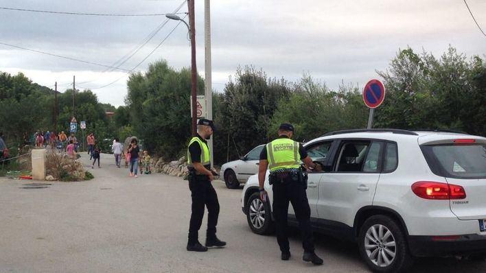 Denuncian a 71 conductores por exceso de velocidad en Ibiza