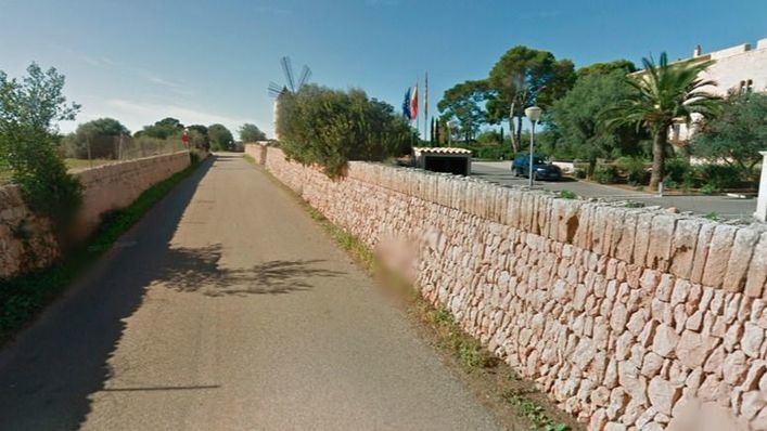 Muere un ciclista de 70 años en el camí de Sa Torre de Llucmajor