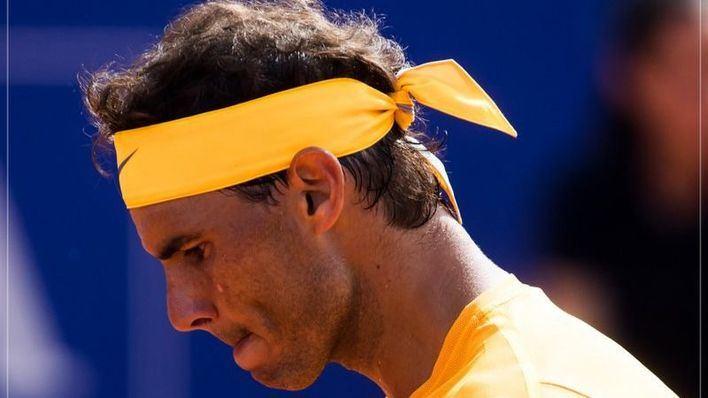 Rafa Nadal: 'He hecho un buen partido, he jugado a un nivel alto'