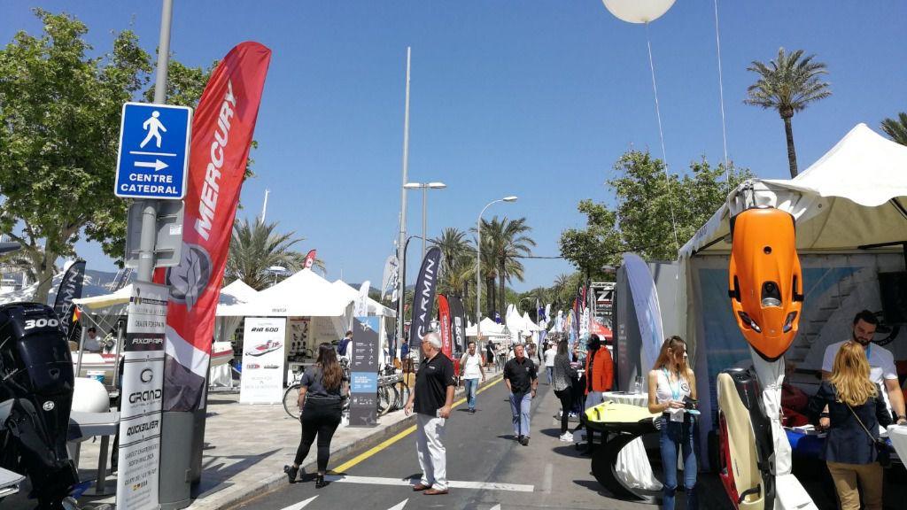 Arranca en Palma el Salón Náutico más potente de Balears con 300 embarcaciones y 260 expositores