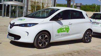 TIRME presenta su nueva flota de coches eléctricos